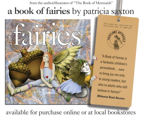 a book of fairies / book launch
