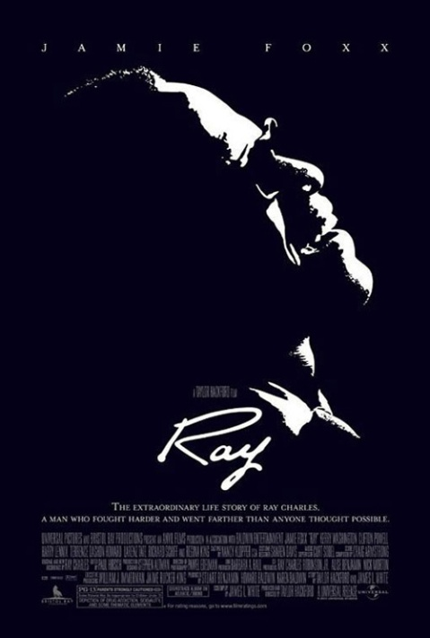 """Ray"" Movie Poster"