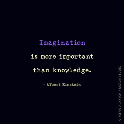 einstein.imagination