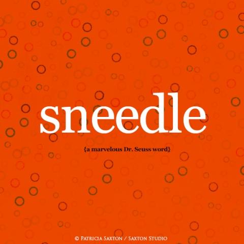 sneedle