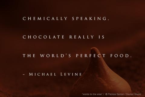 chocolate-chemspeaking