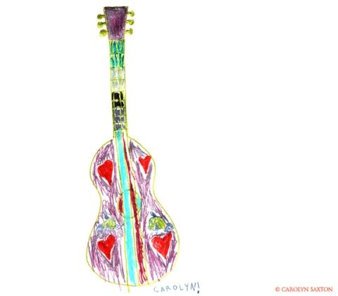 C.guitar