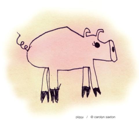 C.piggy