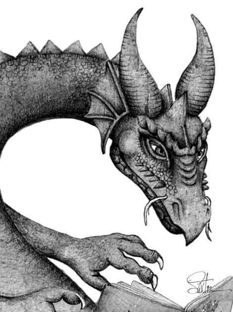 Patricia Saxton / Book of Dragons