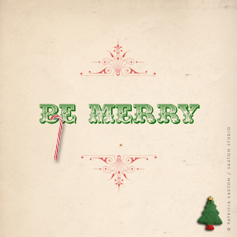 be.merry
