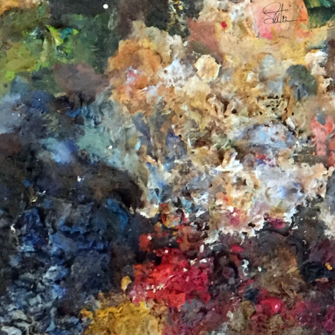 saxton palette / topside