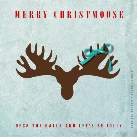 merry-christmoose
